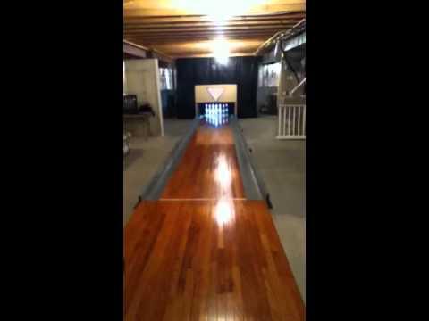 Basement Bowling