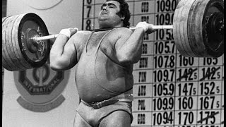 Vasily Alexeev | World Weightlifting Championship | 1978