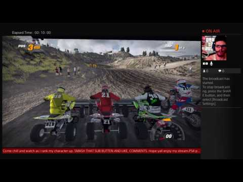 Welcome to KNOCKOUT NATION MX vs ATV SUPERCROSS ENCORE DELUXE  Addison road to 100 SUBS