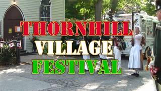 Thornhill Village Festival -20170916