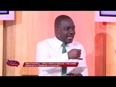 LDT | Football | Africa Sport d'Abidjan | Yves Zogbo Junior est-il l'homme de la situation ?