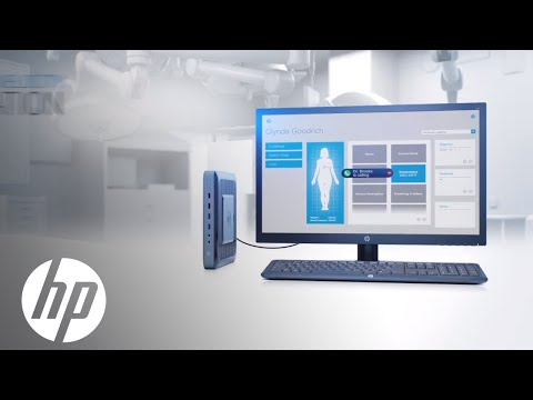 Reinvent Cloud Computing | HP Thin Clients | HP