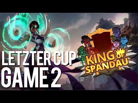 Ich spiele Karma? | Letzter King of Spandau Game 2