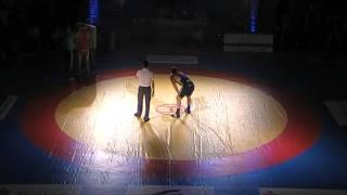 120kg/G Xenofon Koutsioumpas - Oliver Hassler 3 : 0 PS