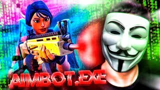 SHOOT LIKE A *HACKER* WITH THIS SECRET IN FORTNITE!!