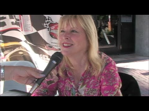 Candy Clark Interview 2014 - Candace June