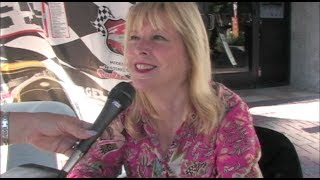 """Candy Clark Interview 2014 - Candace June """"Candy"""" Clark Talks About The American Graffiti Movie"""