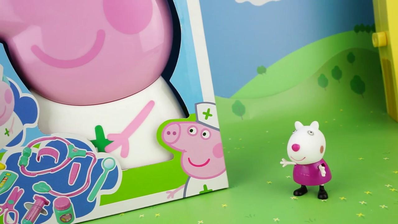 Свинка Пеппа смотреть все серии подряд без перерыва и без остановки