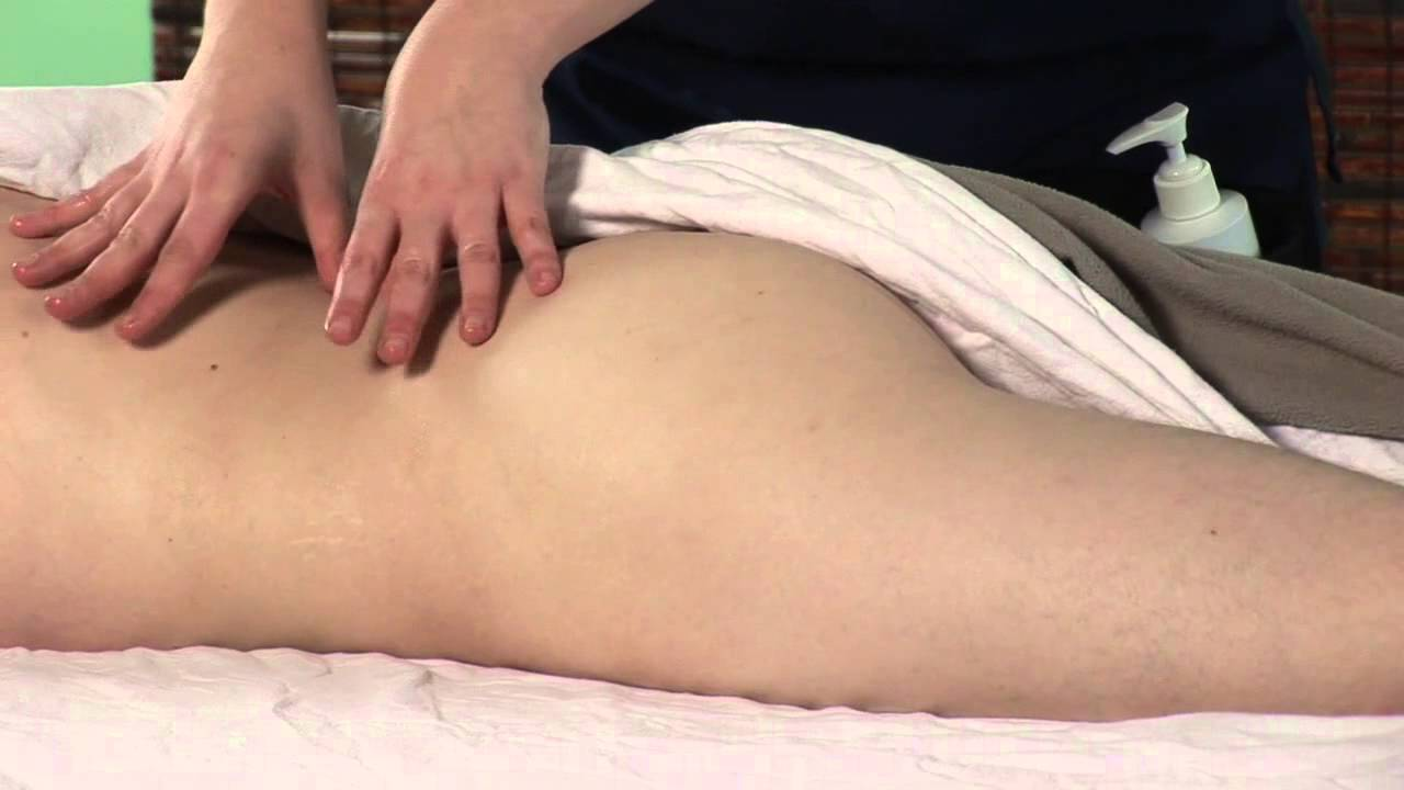 Massage Techniques for the Sciatic Nerves  YouTube