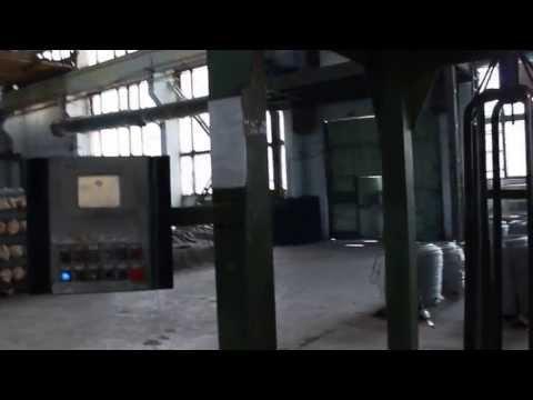 Унипласт - линия цинкования проволоки