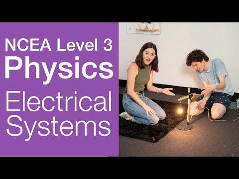 Electrical Systems | NCEA Level 3 Physics | StudyTime NZ