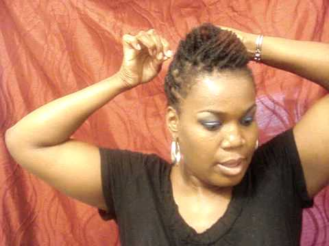 loc tutorial.loc updo with