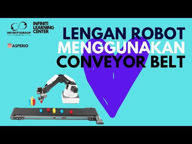 Dobot Magician - Conveyor