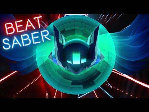 Beat Saber - Kinetic (DJ-Sona) (The Crystal Method/Dada Life) (FC - Hard)
