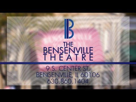 The Bensenville Theatre & Ice Cream Shoppe