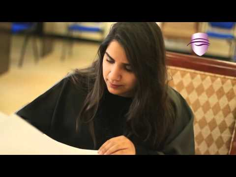 Royal University for Women - College of Law Team