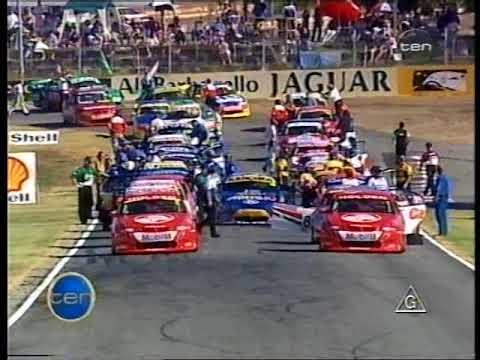 2000 Shell Championship Series | V8 Supercars | Round 2 | Barbagallo Raceway