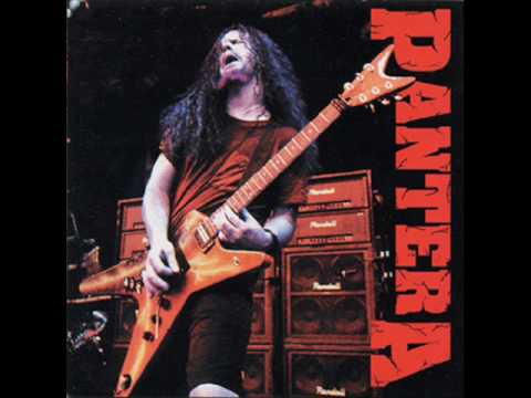 The Art of Shredding Pantera Album Version+lyrics