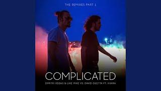 Complicated (Tom Zanetti Remix)
