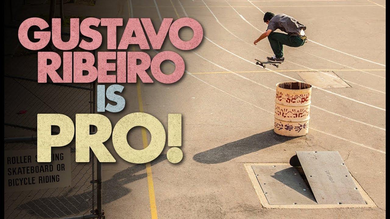 Gustavo Ribeiro Jart Skateboards
