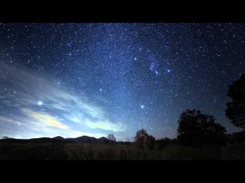 Time Lapse #102 Orionid meteor shower オリオン座流星群2014 4K