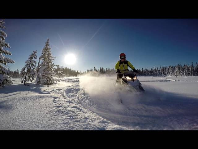 Winter Project: Exploring the Backcountry