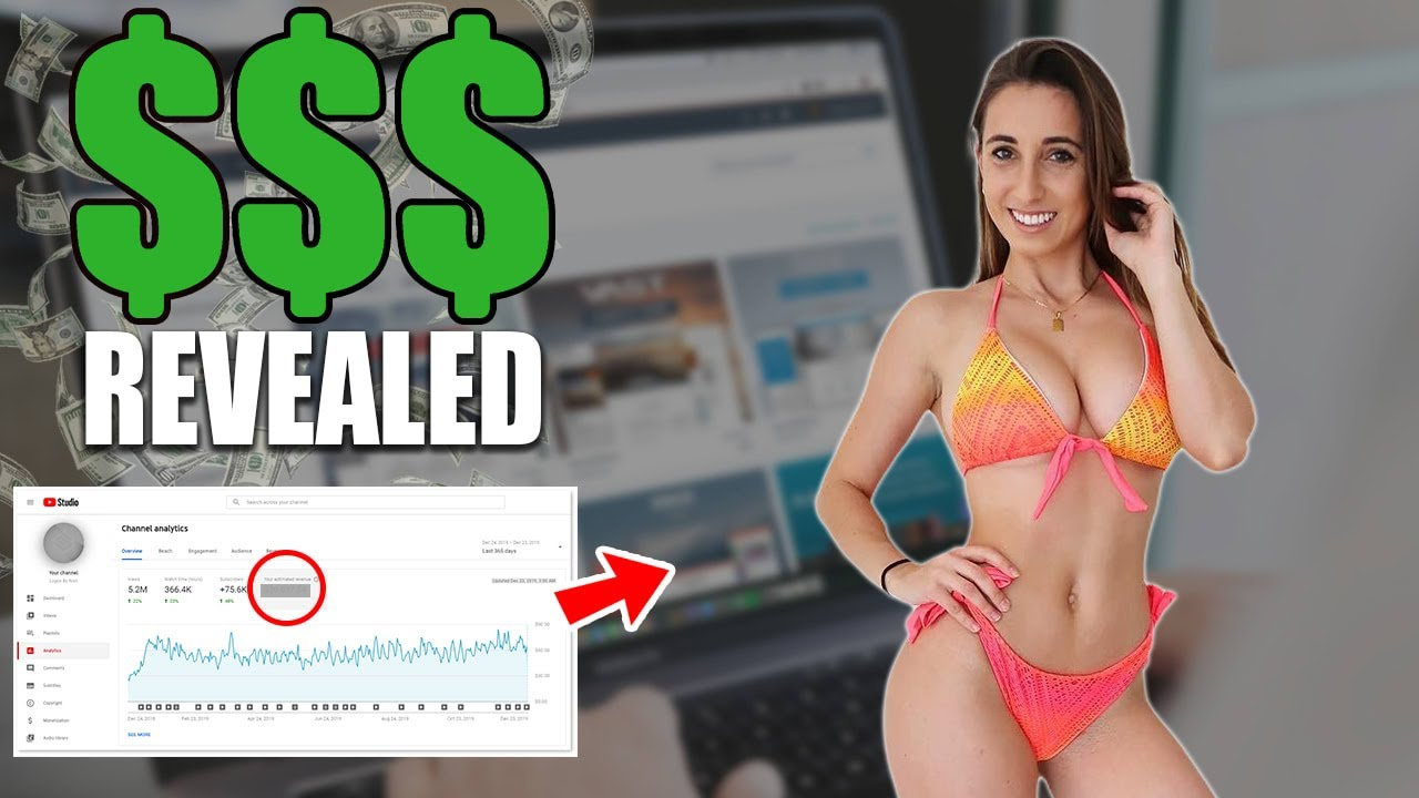 How Much Does Christina Khalil Make On YouTube?