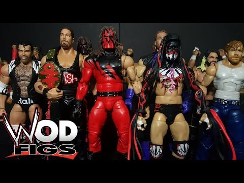 My 10 Favorite WWE Elite Figures In My Collection