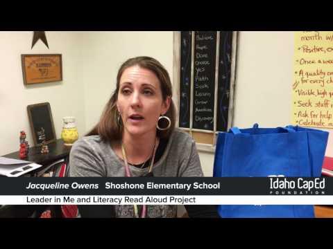 Jacqueline Owens - Shoshone Elementary School