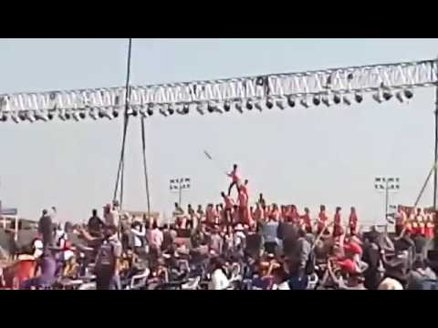 17th Scout & Guide National Jamboree,Mysore.