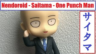 A look at GSC's Nendoroid Saitama figure from One Punch Man. Some nendoroid dress up suit bodies were used in this vid. These are sold separately.