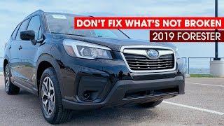 2019 Subaru Forester Premium Review // Don