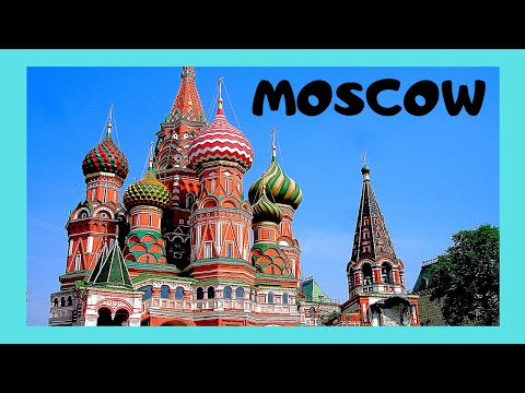 EXPLORING MOSCOW: The historic KREMLIN and RED SQUARE (RUSSIA)