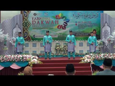 Karnival Dakwah Sekolah Sekolah Kebangsaan 2016 | Cahaya Murni (Sabah)