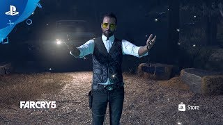 Far Cry 5 - Countdown to Launch at PlayStation Store | PS4