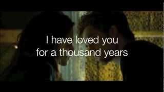 Christina Perri | A Thousand Years Part 2 ft  Steve Kazee