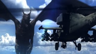 Apache Vs. Dragon: Who Would Win?