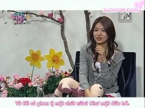 [Vietsub] MTV SNSD - SooYoung Part 1