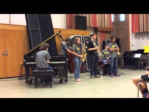2014 MPulse Jazz Institute - 2 Degrees East, 3 Degrees West (John Lewis)