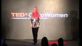 Swimsuit Shar3ee - مايوه شرعي | Noha Kato | TEDxCairoWomen