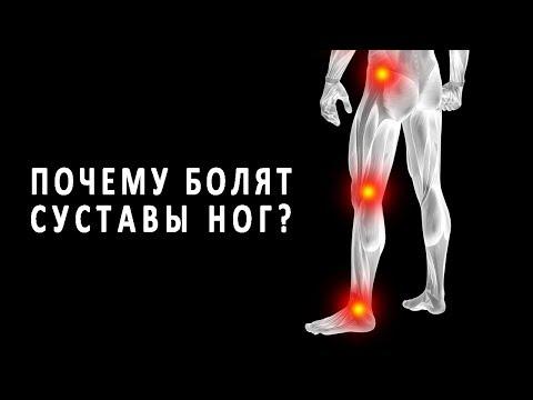 От болей в суставах ног