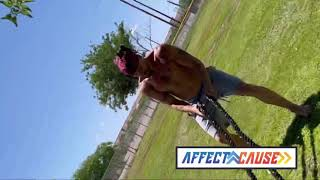 Affect Cause Fitness - Battle Ropes for the Shoulders