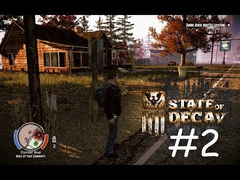 State of Decay #2 - Saving allies... somebody save me