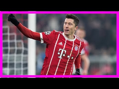 Real Madrid 'agree deal in principle' to sign Robert Lewandowski - by Sports News