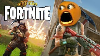 Annoying Orange Plays - FORTNITE (Booty Shots!)