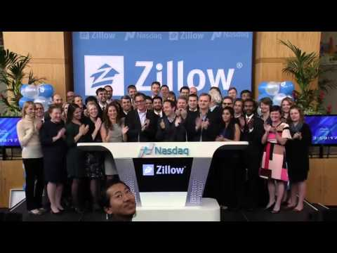 Zillow Group (Nasdaq: Z and ZG) Ring The Nasdaq Closing Bell Remotely From Seattle
