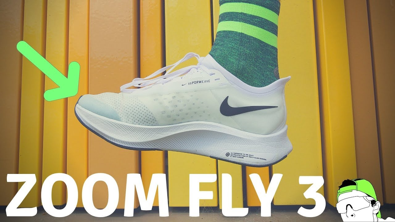 best price exclusive deals san francisco Nike Zoom Fly 3 First Impressions | Racer or Trainer?