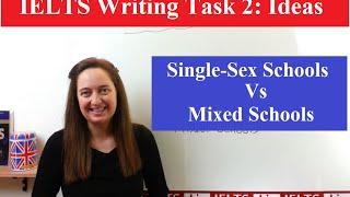 Single Sex Schools Vs Mixed Schools