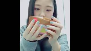つりビット みーちゃん もちとろ食レポ 180110.