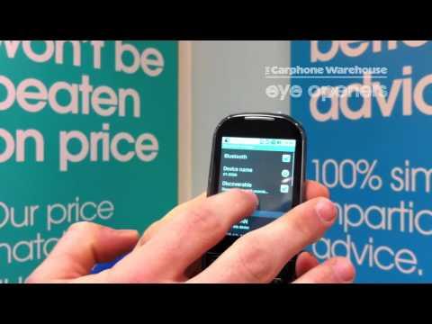 Samsung Europa: Bluetooth demo